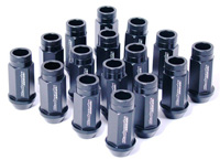 2003-9999 Honda Pilot Blackworks Racing Lug Nut - 12 x 1.5 (Black)