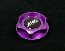 All Acura, All Honda, All Nissan Blackworks Racing Oil Cap (Purple)