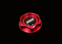 All Acura, All Honda, All Nissan Blackworks Racing Oil Cap (Red)