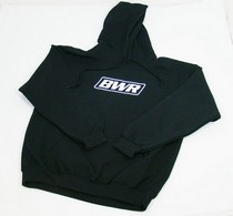 1963-1967 Chevrolet Corvette Blackworks Racing Revolution Hoodie - Large (Black)
