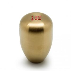 1954-1961 Plymouth Belvedere Blox Racing Original 5-Speed Billet Shift Knob - 10 x 1.25mm (Bronze)