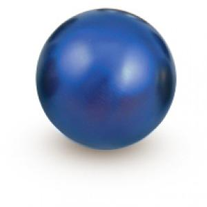 1953-1957 Chevrolet One-Fifty Blox Racing 142 Spherical Aluminum Shift Knob - 10 x 1.5, 47mm (Blue)