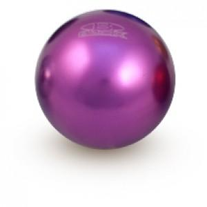 2002-2005 Honda Civic_SI Blox Racing 142 Spherical Aluminum Shift Knob - 10 x 1.5, 47mm (Purple)