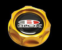 All Vehicles (Universal) Blox Racing Billet Oil Cap (Gold)