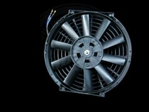"2007-9999 Audi Q7 Blox Racing 10"" Electric Slim Fan (Black)"