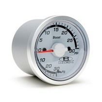 1994-1996 Chrysler New_Yorker Blox Racing 52mm Boost Gauge