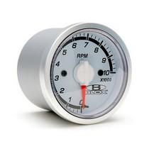 1997-2003 Pontiac Grand_Prix Blox Racing 52mm RPM (Tachometer) Gauge