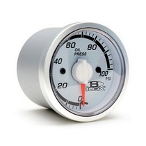 1997-2003 Pontiac Grand_Prix Blox Racing 52mm Oil Pressure Gauge