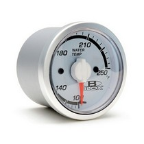 1993-1995 Audi 90 Blox Racing 52 mm Water Temperature Gauge