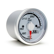 1993-1995 Audi 90 Blox Racing 52mm Oil Temperature Gauge