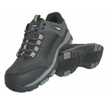 Universal (All Vehicles) Blue Tongue Shoes Athletic Designed Industrial Work Shoe, Size 10