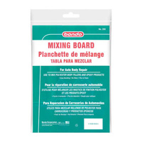 2000-2006 Mercedes Cl-class Bondo Mixing Boards - 12 Per Case