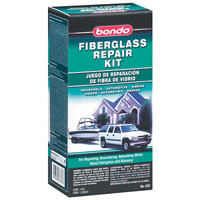2000-2006 Mercedes Cl-class Bondo Fiberglass Resin Repair Kit, 1/2 Pint (US) Can - 6 Per Case