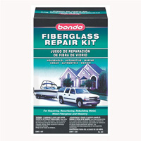 2000-2006 Mercedes Cl-class Bondo Fiberglass Resin Repair Kit, Quart (US) Can - 6 Per Case