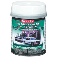 2007-9999 Honda Fit Bondo Fiberglass Resin Jelly, Pint (US) Can, 12 Per Case