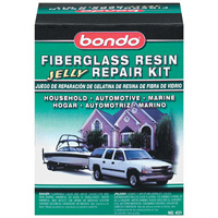 2008-9999 Mitsubishi Lancer Bondo Fiberglass Resin Jelly Kit, Pint (US) Can - 6 Per Case