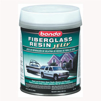 2007-9999 Honda Fit Bondo Fiberglass Resin Jelly, Quart (US) Can - 6 Per Case
