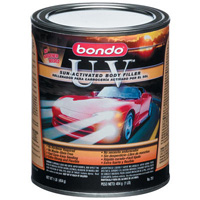 2004-2009 Toyota Prius Bondo UV Filler, Pint (US) Can - 12 Per Case
