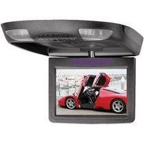 "1998-2003 Toyota Sienna Boss 11.2"" Widescreen Flip Down TFT Monitor Included With Built-In Infrared Transmitter"