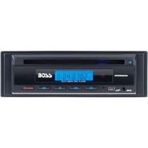 1973-1979 Ford F150 Boss Mobile Multi-Media Disc Player With Front Panel Aux Audio/Video Input And USB Port