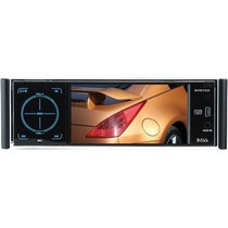"1965-1968 Mercury Colony_Park Boss In-Dash DVD/MP3/Cd AM/FM Receiver With 4.3"" Widescreen Touchscreen"