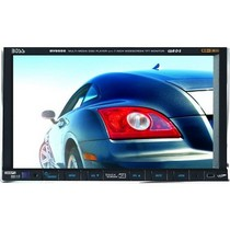 "2008-9999 Smart Fortwo Boss Bluetooth / IPod / DVD / Cd / MP3 Receiver With 7"" Touch Screen"
