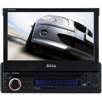 "1973-1979 Ford F150 Boss Bluetooth/ DVD/MP3/ Cd/AM/FM Receiver With 7"" Touchscreen Monitor With USB / SD Card / Front Aux"