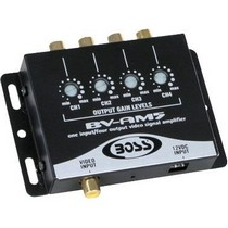 2007-9999 Saturn Aura Boss One In / Four Out Video Signal Amplifier