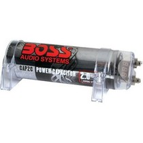 2006-9999 Mazda Miata Boss 2 Farad Capacitor With Digital Voltage Display
