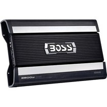 1973-1979 Ford F350 Boss 2-Channel MOSFET Bridgeable Power Amplifier With Remote Subwoofer Level Control