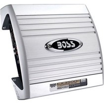 2007-9999 Saturn Aura Boss Class D Monoblock Power Amplifier With Remote Subwoofer Level Control