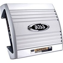 1969-1972 Chevrolet Townsman Boss 4-Channel MOSFET Bridgeable Power Amplifier With Remote Subwoofer Level Control