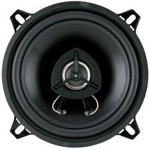 2007-9999 Saturn Aura Boss 2-Way 5-1/4-Inch Black Poly Injection Cone Speaker