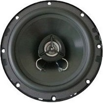 2007-9999 Saturn Aura Boss 6-1/2-Inch 2-Way Black Poly Injection Cone Speaker