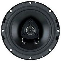 2007-9999 Saturn Aura Boss 3-Way 6-1/2-Inch Black Poly Injection Cone Speaker