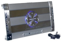 2004-2007 Scion Xb Brand-X 1910 Watt 2 Channel Mosfet Amplifier