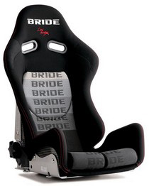 All Cars (Universal) Bride Gias II  Gradation Low Max System Seat Low Cushion (Carbon Fiber Reinforced Plastic)