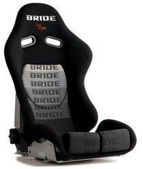 All Cars (Universal) Bride Stradia II  Gradation Low Max System Seat Low Cushion (Carbon Fiber Reinforced Plastic)