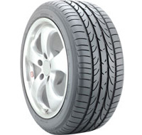 1987-1990 Mercury Capri Bridgestone Potenza RE050A Run Flat 225/45R17 91V BMW B