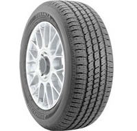 1972-1980 Dodge D-Series Bridgestone Turanza EL42 Run Flat 205/55R16 91H BMW RF