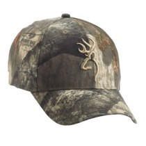 2002-2006 Harley_Davidson V-Rod Browning Mossy Oak® Treestand Cap With 3-D Buckmark, Camo Color