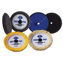 1966-1970 Ford Falcon Buff And Shine Tripac No. 2 Wool and Foam Buffing Pad Kit