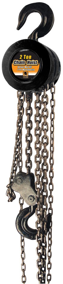 1974-1983 Mercedes 240D Buffalo Tools 2 Ton Chain Hoist