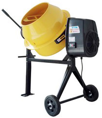 1997-2001 Cadillac Catera Buffalo Tools 3.5 Cu Ft Cement Mixer