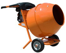 1997-2001 Cadillac Catera Buffalo Tools 5 Cu Ft Gas Cement Mixer