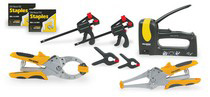1996-1997 Lexus Lx450 Buffalo Tools 7Pc Clamp & Staple Gun Kit