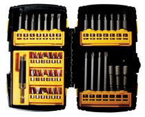 2004-2006 Chevrolet Colorado Buffalo Tools 41 Pc Driver Bit Set W/Qcc