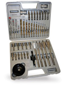 1998-2000 Volvo S70 Buffalo Tools 48 Pc Drill & Bit Set