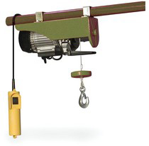 1972-1980 Dodge D-Series Buffalo Tools 440 Lb Lift Electric Hoist