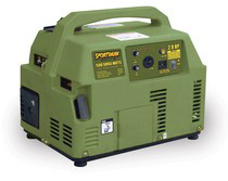 1966-1971 Jeep Jeepster_Commando Buffalo Tools 1100W Portable Gas Generator